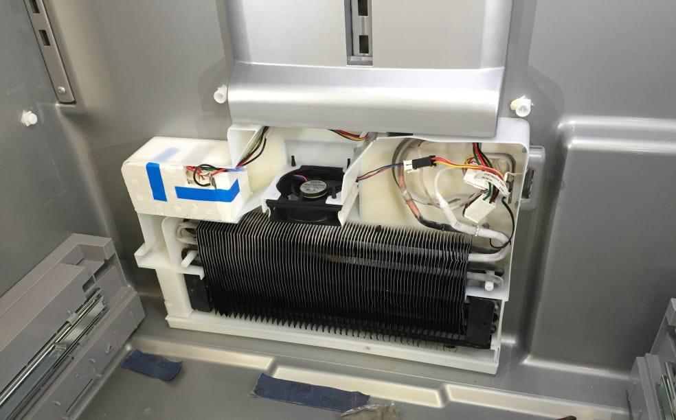 dual evaporator training