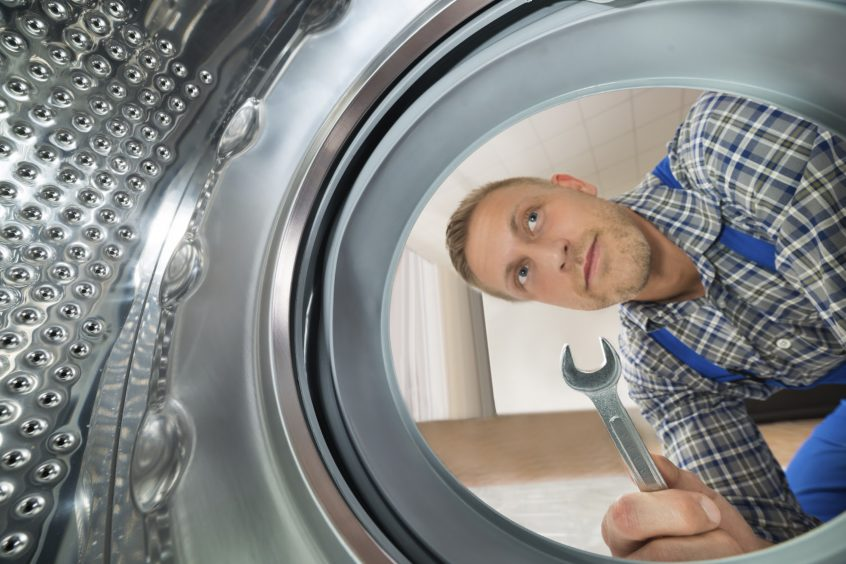 Dryer Appliance Repair