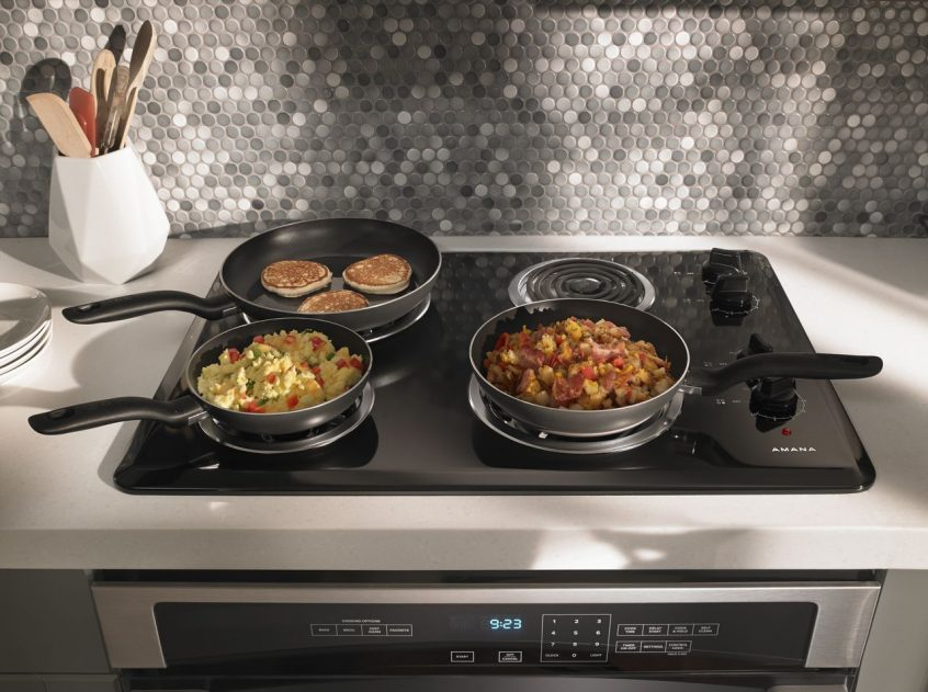 Examining The Differences Between Cooking With Electric Induction And Gas Ranges