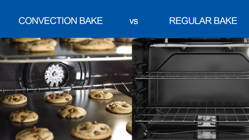 convection vs bake