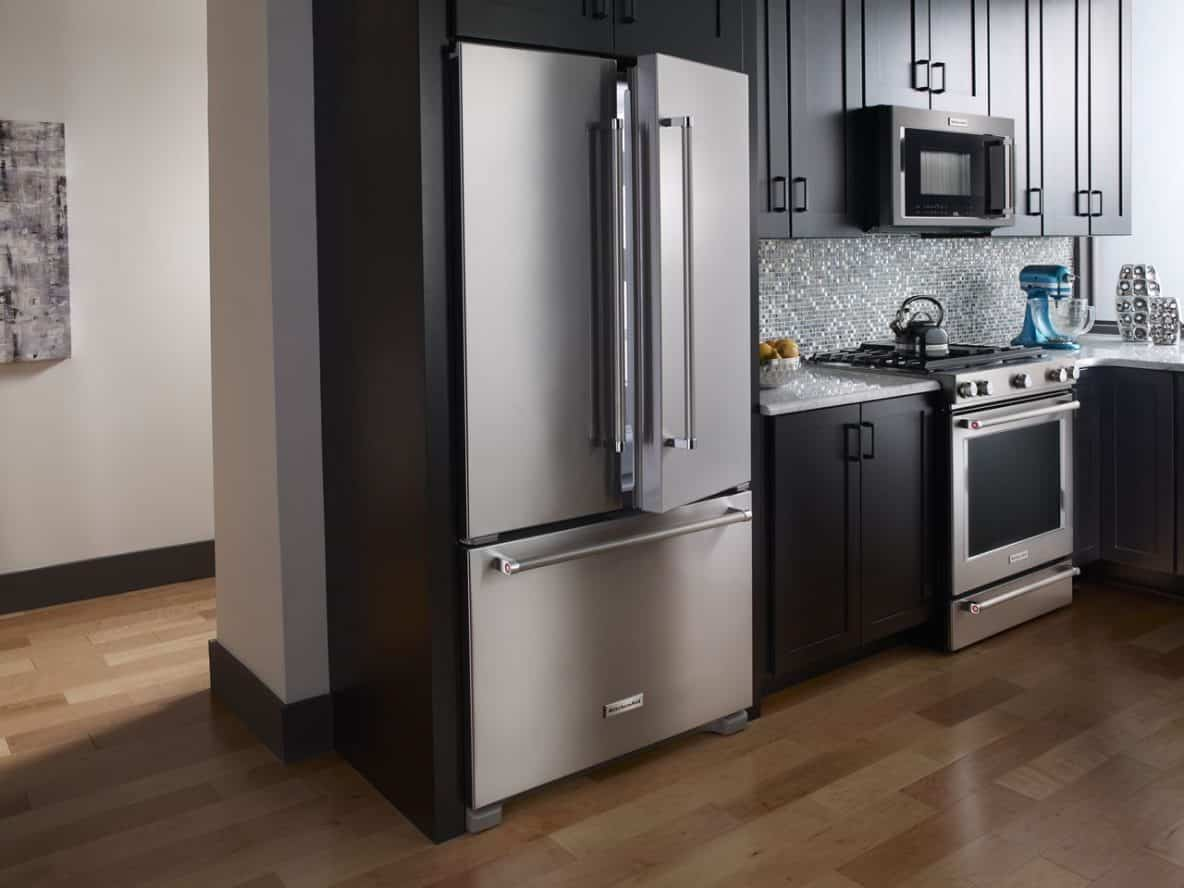refrigerator leaking