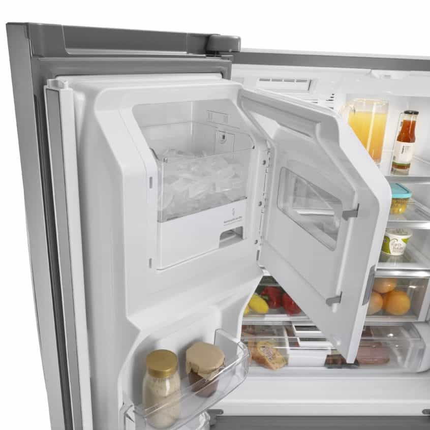 The older your fridge is the less likely it is to be energy efficient either due to older less efficient parts or due to breaks in the seal.  sc 1 st  Fred\u0027s Appliance & How to Replace the Gasket Around Your Refrigerator Doors | Fred\u0027s ...