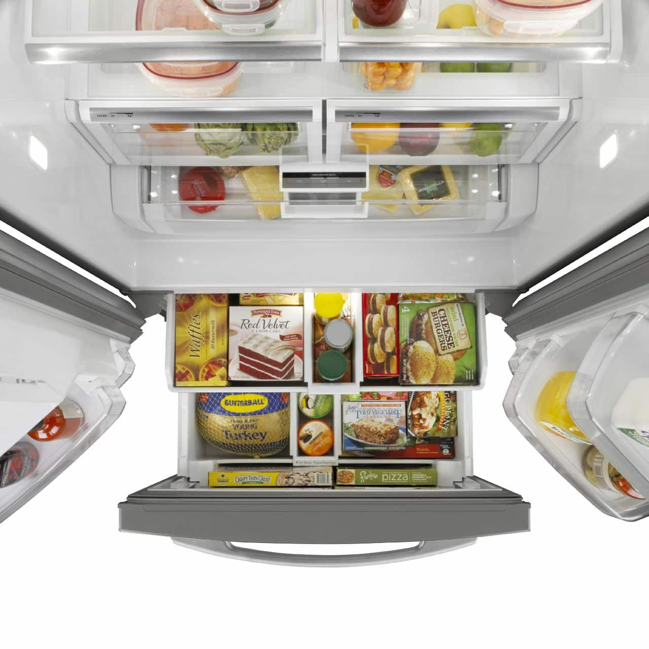 Refrigerator Repair: How To Remove And Prevent Ice Build
