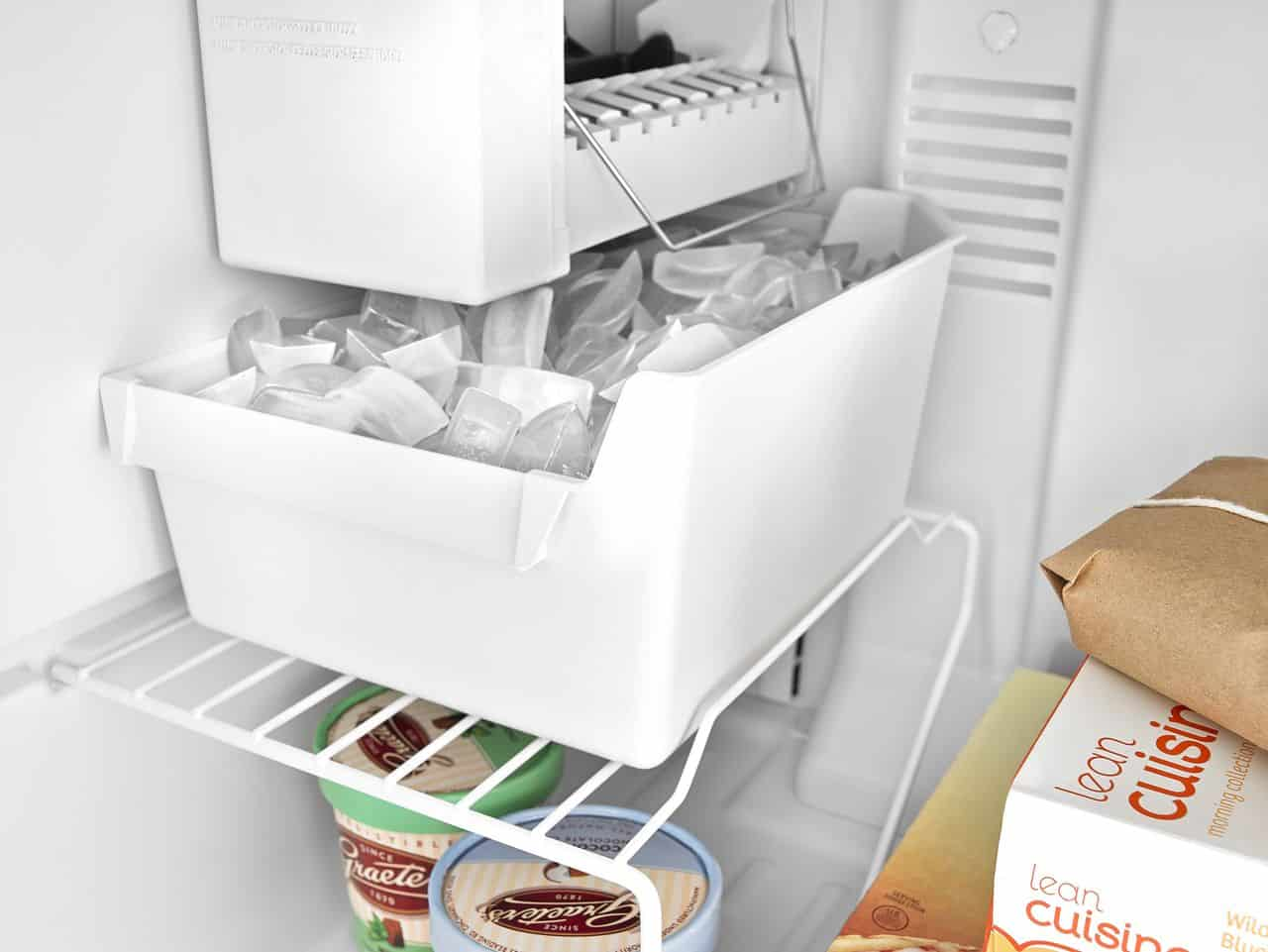 If Your Whirlpool Refrigerator Isn T Making Ice Replace