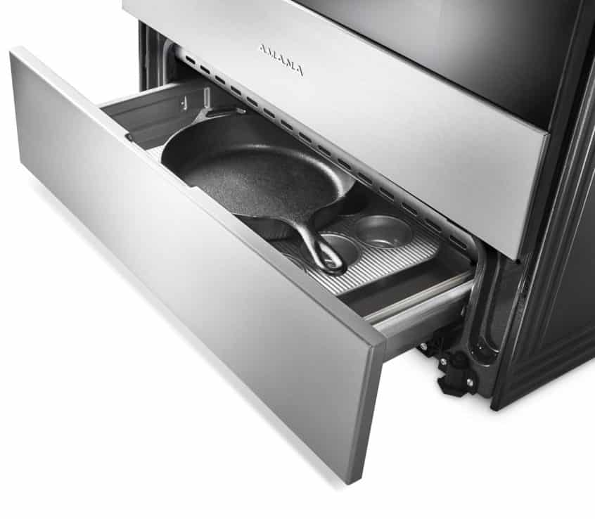 What To Do About A Falling Oven Drawer Fred S Appliance