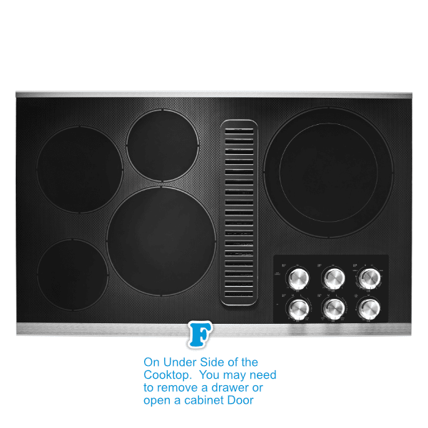 Cooktop Finder