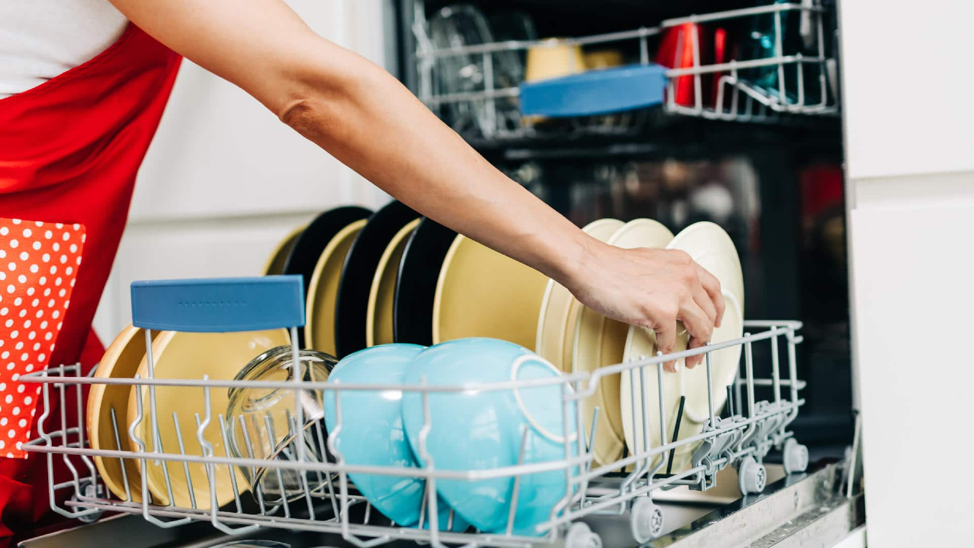 """Featured image for """"Frigidaire Dishwasher Not Draining? Here's What to Do"""""""
